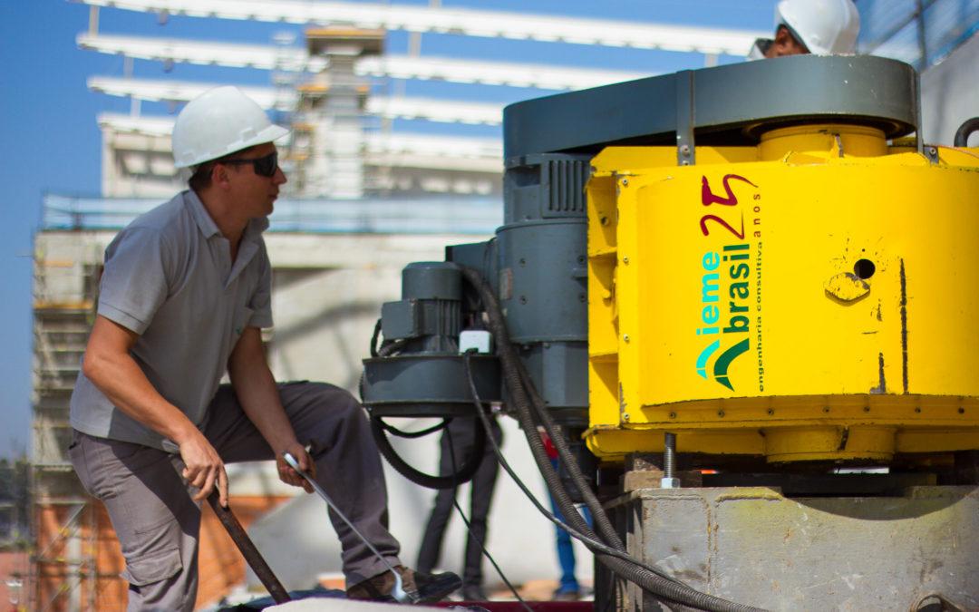 Copa do Mundo 2014 – Avaliação da segurança do palco de abertura