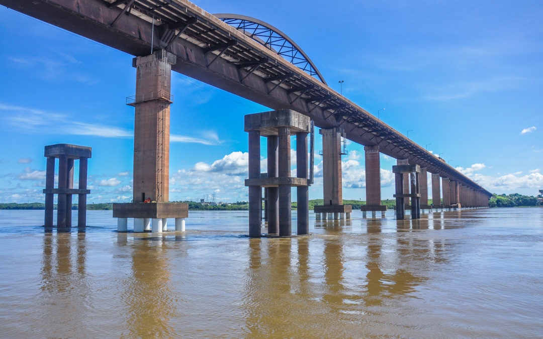 Inspeções de Pontes da Vale em Marabá (PA)